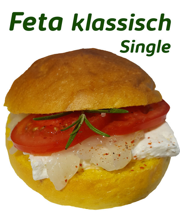 Softbaag Feta klassisch single